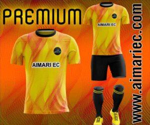 camiseta-de-futbol-personalizada-color-amarillo-y-naranja