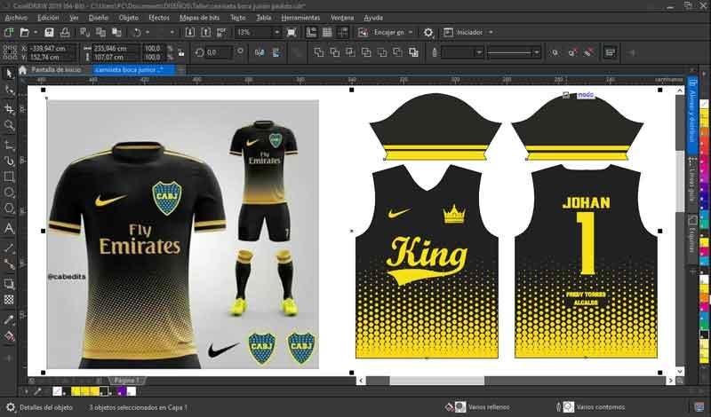 Diseño-para-sublimar-camisetas deportivas
