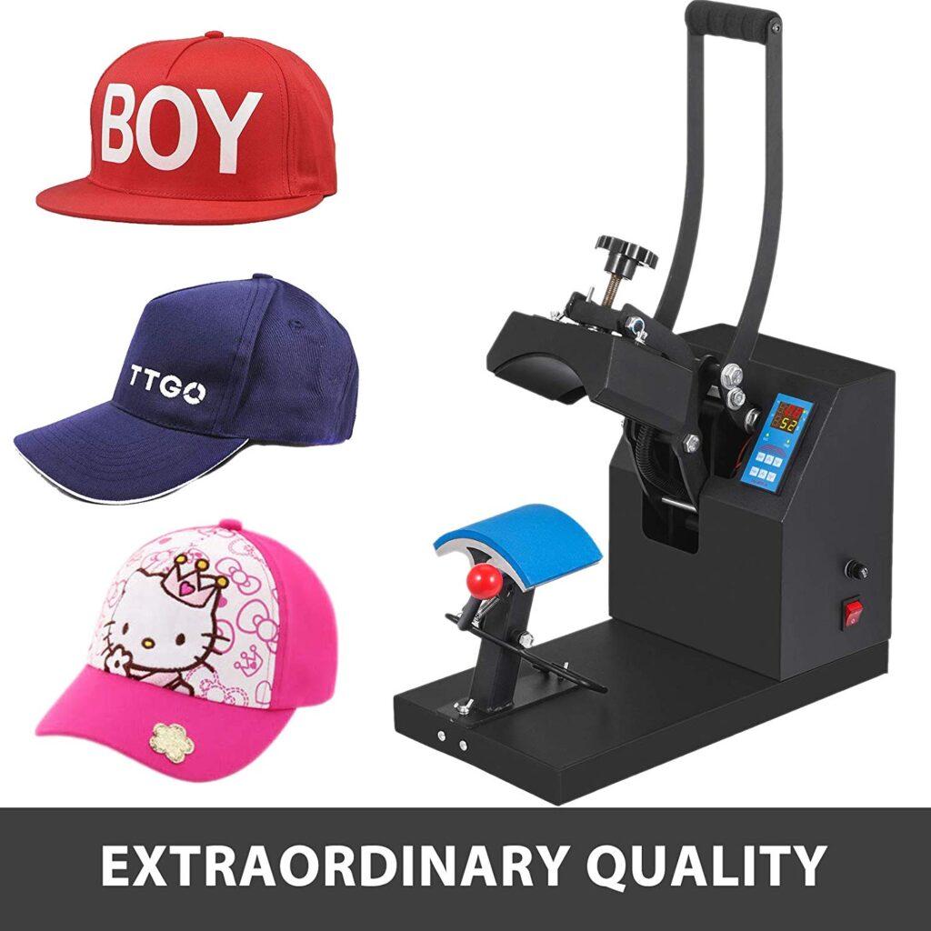 comprar-maquinas-para-sublimar-gorras