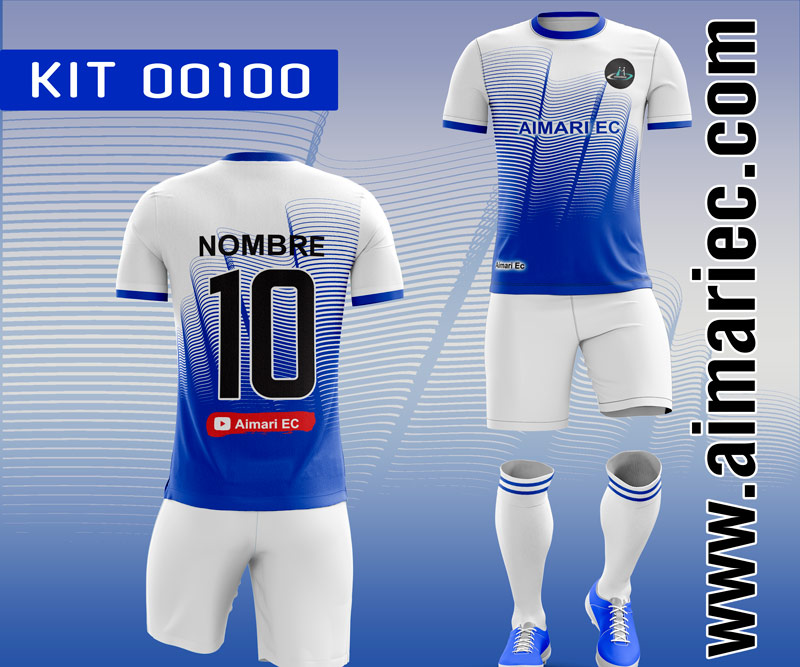 uniforme de fútbol 2020