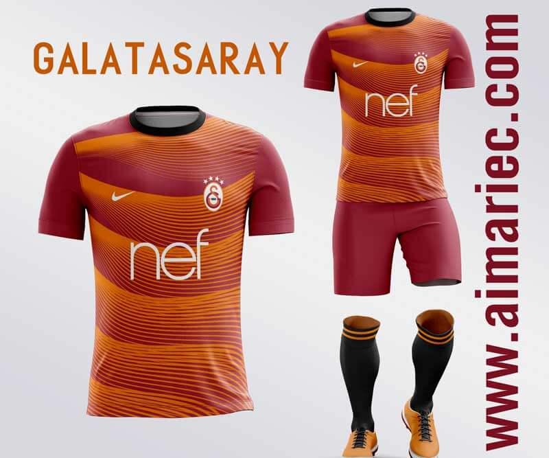 camiseta galatasay 2020