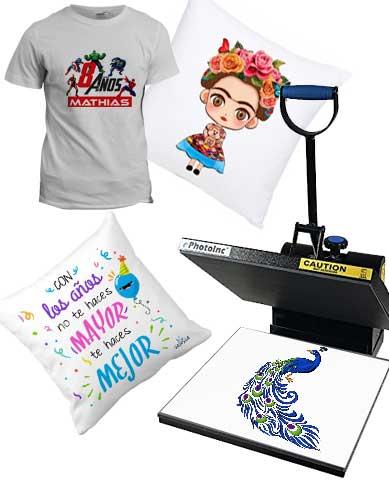 comprar-plancha-para-sublimar-camisetas-personalizadas