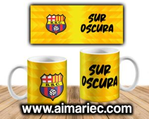 Plantilla para taza personalizada Barcelona
