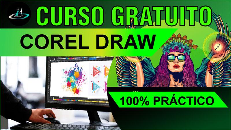 CURSO GRATUITO DE COREL DRAW 2020