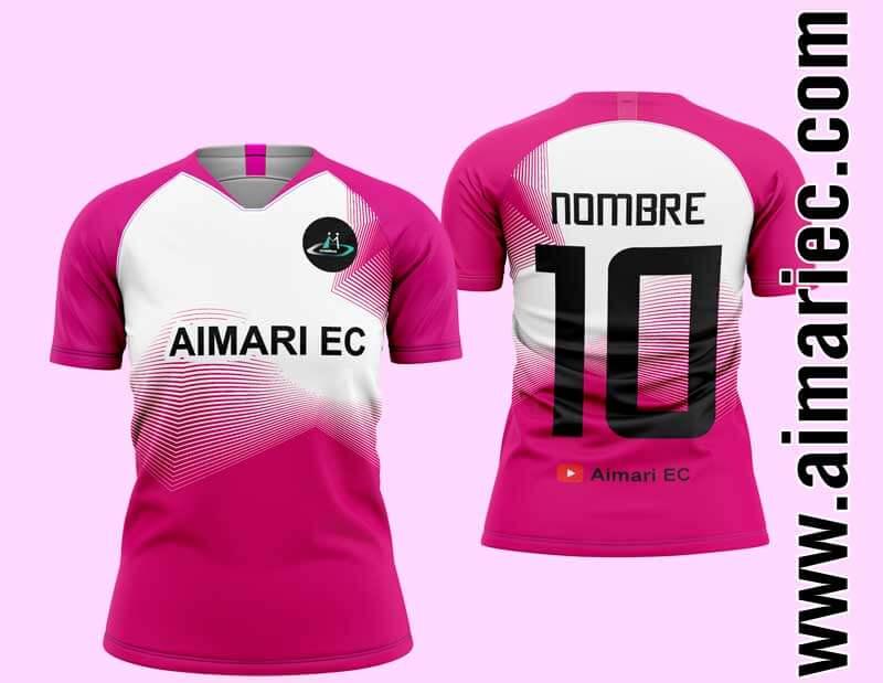 uniforme de fútbol femenino