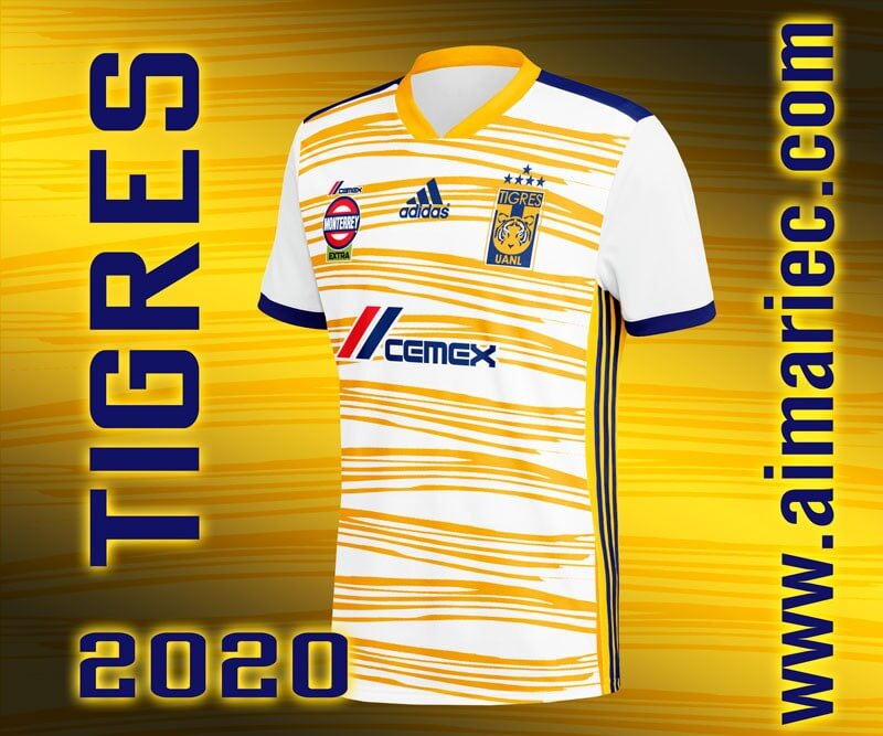 Jersey Tigres UANL 2020 2021
