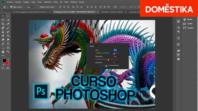 curso adobe photoshop 2020