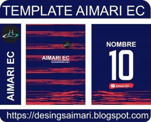 plantilla para sublimar camiseta de futbol descargar gratis