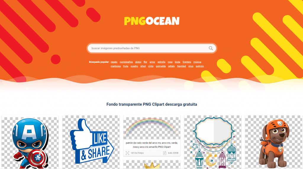 5 Páginas para descargar imágenes PNG gratis | AIMARI EC