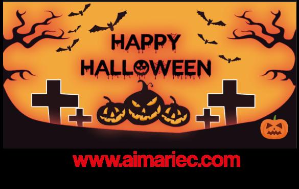 Plantilla de taza para el día de los muertos, happy halloween