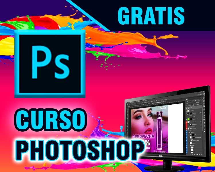 Curso Adobe Photoshop 2020 COMPLETO gratis