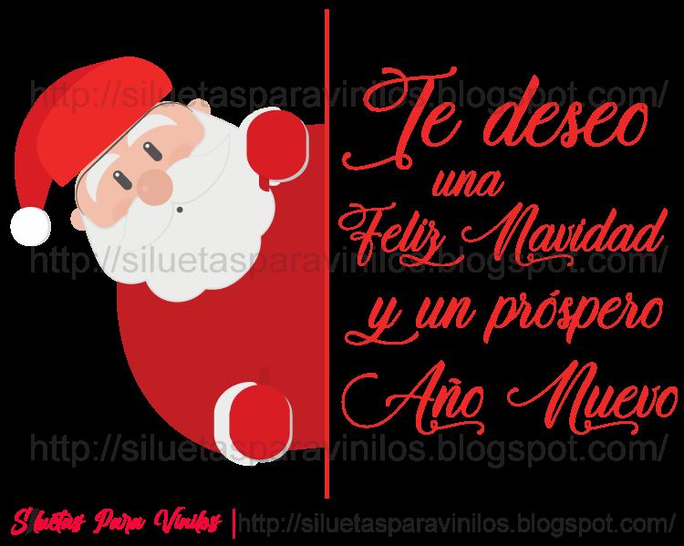vector Navidad con Papa Noel, feliz navidad
