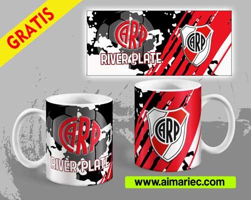 Taza River Plate