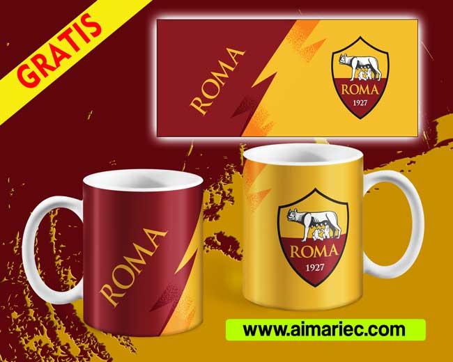 Plantilla Taza As Roma FC (Equipo de fútbol)