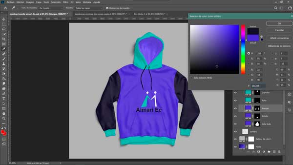 mockup hoodie free download photoshop editable