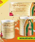 Taza Virgen de Guadalupe